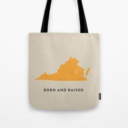 Virginia Tote Bag