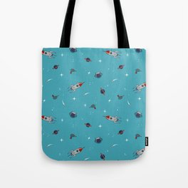 Spaceman. Tote Bag