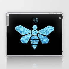 Chemical Blue Laptop & iPad Skin