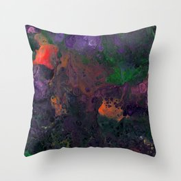Eighth Dip Throw Pillow
