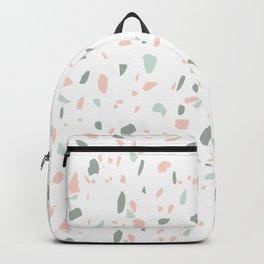 Terrazzo Light Texture Backpack