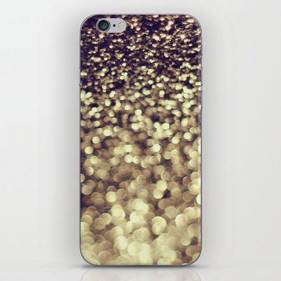 Gold Dust iPhone Skin