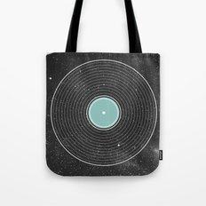 Space Disco Tote Bag