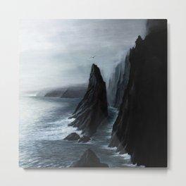 Faroes Islands Metal Print