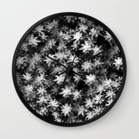 moss Wall Clocks featuring Moss by Crazy Thoom