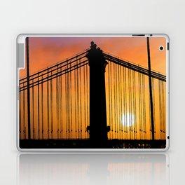 New York Sunset 8 Laptop & iPad Skin