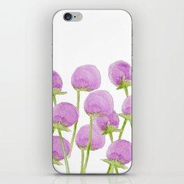 Allium iPhone Skin