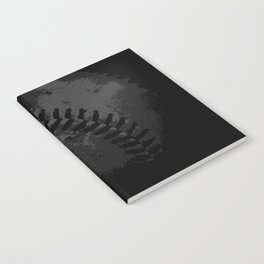 Baseball Illusion Notebook