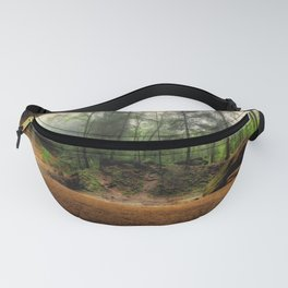 Ash Cave At Hocking Hills State Park Logan Ohio Ultra HD Fanny Pack