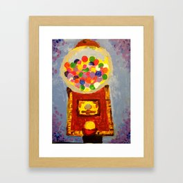 Sugar Rush Framed Art Print