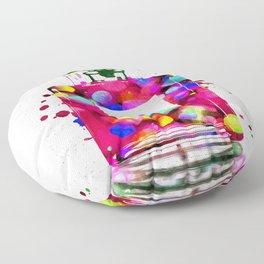 Eau de Parfum Bubbles Floor Pillow