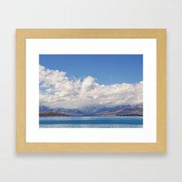 Lake Tekapo 1 Framed Art Print