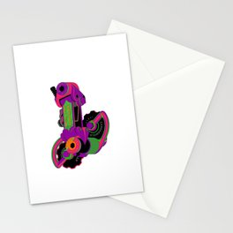 The World's Most Famous 70's Derailleur, One Cool Cat Stationery Cards