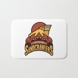 Tatooine SandCrawlers Bath Mat