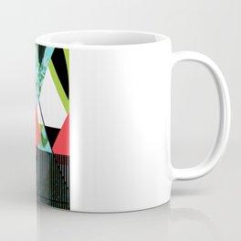 Tropical Mod Geometric Coffee Mug