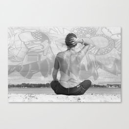 Alternate Reality. Canvas Print