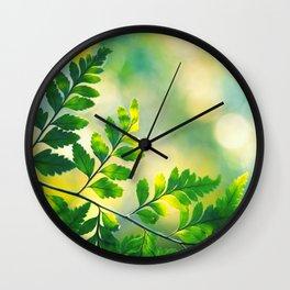 Luminous Magic Wall Clock