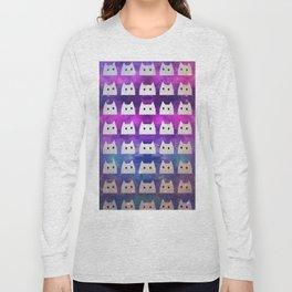cat-136 Long Sleeve T-shirt