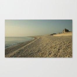Portland Beach  Canvas Print