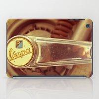 vespa iPad Cases featuring Vespa by HooVeHee