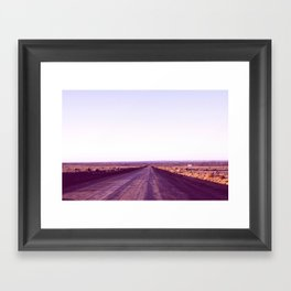 Out West 2 Framed Art Print