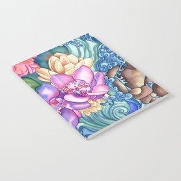 Orchid Splash Notebook