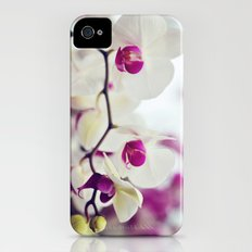 orchids iPhone (4, 4s) Slim Case