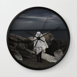 The storm chaser Wall Clock