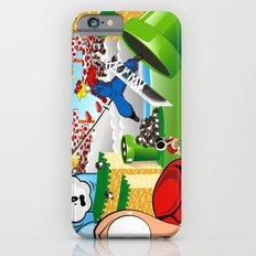 WHAT IF ..aka mushroom kingdom. iPhone 6s Slim Case