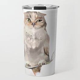Who-who? Travel Mug