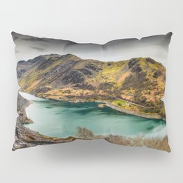 Llyn Peris Snowdonia Pillow Sham