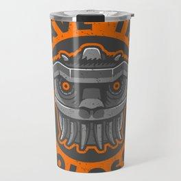 SAVE THE COLOSSUS Travel Mug
