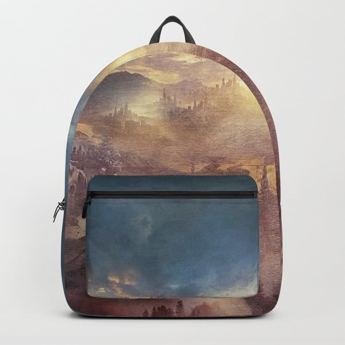 Wish You Were Here Chapter I (Color option) Backpack