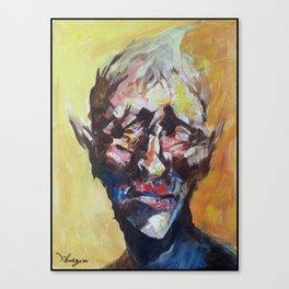 20minutes Portrait#1 Canvas Print