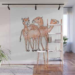 Happy Hump Day Wall Mural