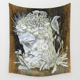 The Cost of Wisdom Wall Tapestry