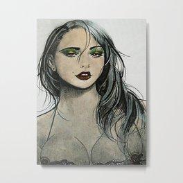 AMAZONA Metal Print