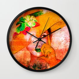 """"""" """" The word is the outside thought, and the thought is the internal word. """" Wall Clock"""