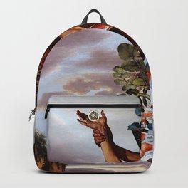 Sacrifice to Huitzilopochtli Backpack