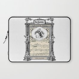Frederick Chopin Polonaise art Laptop Sleeve