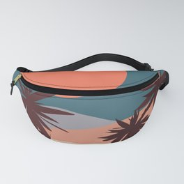 Abstract Landscape 13 Portrait Fanny Pack
