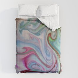 Wonderful World of Food Color 2 Comforters
