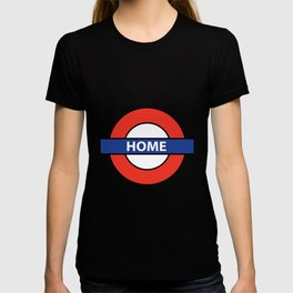 Underground Home Sign T-shirt