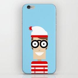 Wally iPhone Skin