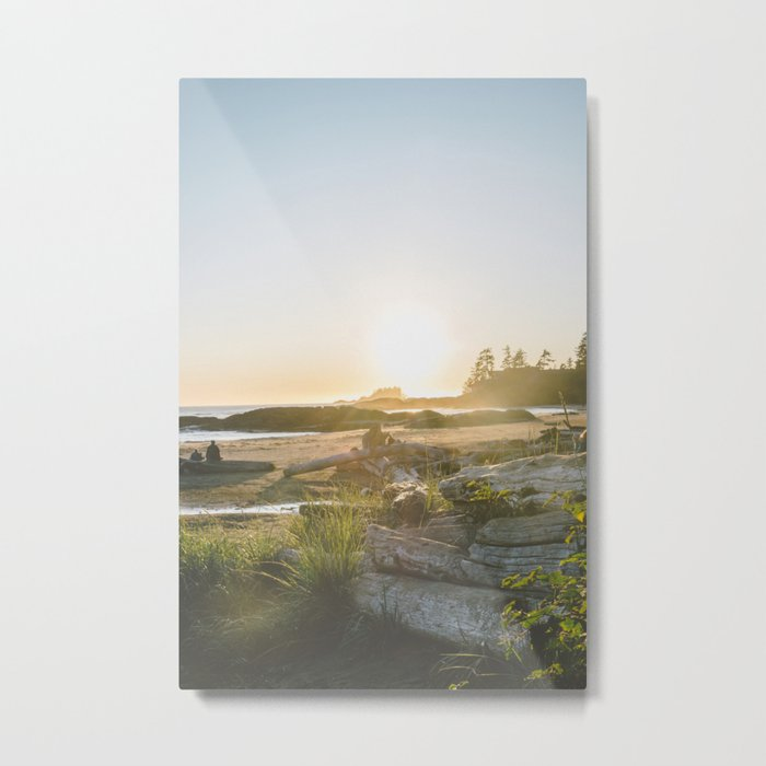 Tofino, British Columbia Metal Print