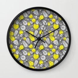 Light Up My Life Wall Clock
