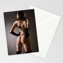Tattooed Nude Stationery Cards