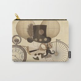 Steam Punked Carry-All Pouch