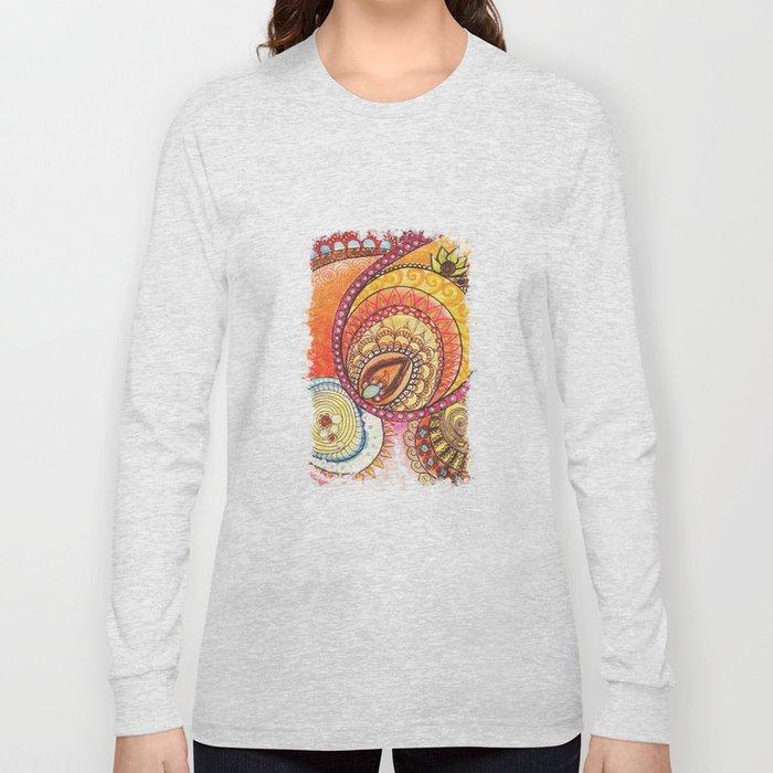 Sweet Inside Long Sleeve T-shirt