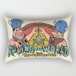 Flintstones Rectangular Pillow